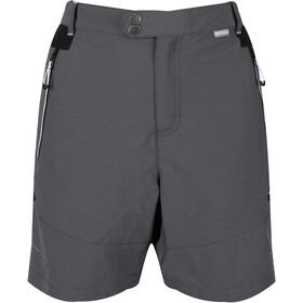 Regatta Sungari II Shorts Herrer, grå/sort